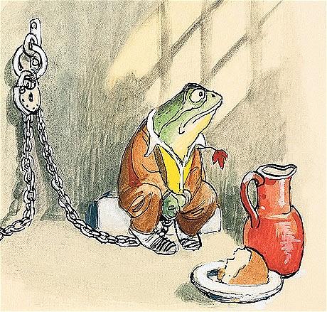 grahame toad