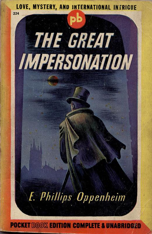oppenheim impersonation 2
