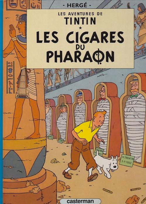 tintin cigars