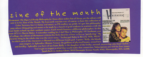 SASSY Magazine resented us for mocking them —but paid us a serious compliment.