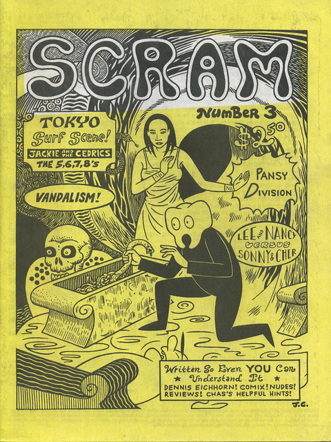 scram 3