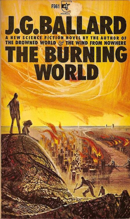 ballard burning