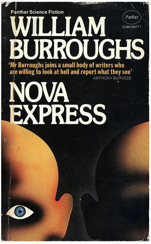 burroughs nova