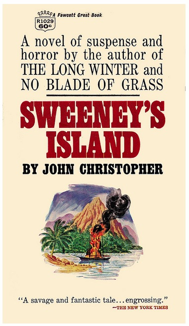 christopher sweeneys island