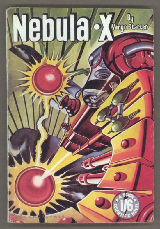 x book nebula x
