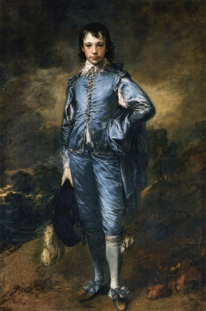 1770 - The Blue Boy