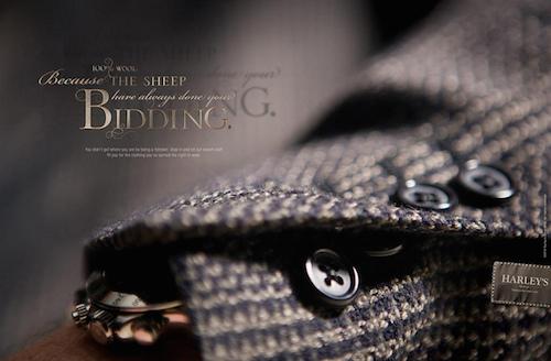 harleys wool
