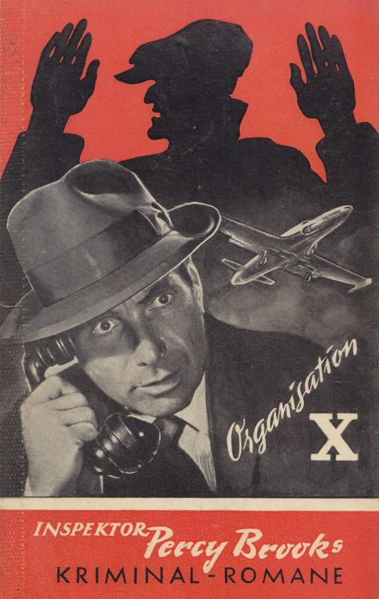 Organisation X 1954