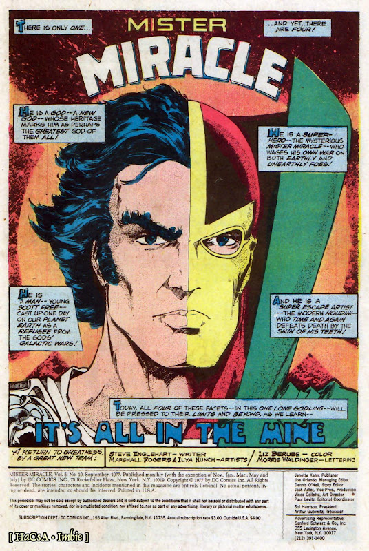Mister Miracle 1977