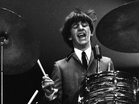 RINGO STARR Born 1940 Has Always Known How Good He Is Mark Lewisohns Tune In Amply Documents His Status As Liverpools Top Stick Man Which Makes
