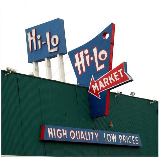 hi-lo market