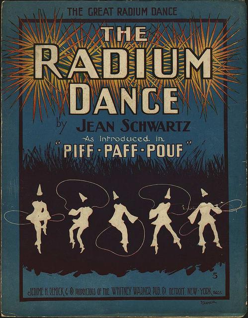 radium dance