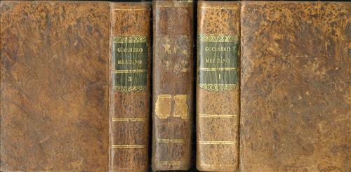 El Cocinero Mejicano, 1834 2nd ed.
