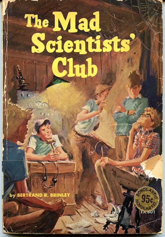 brinley mad scientists