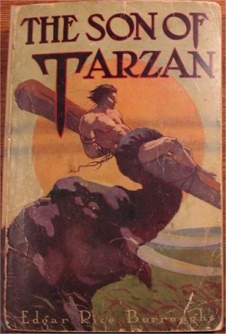 burroughs son of tarzan