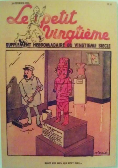 tintin 1935