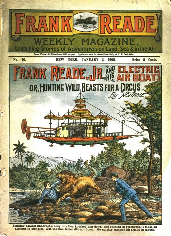 1903 frank reade