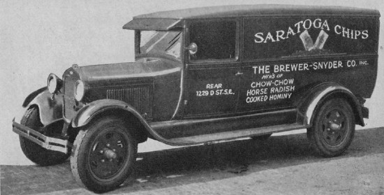 Saratoga-Chip-Truck