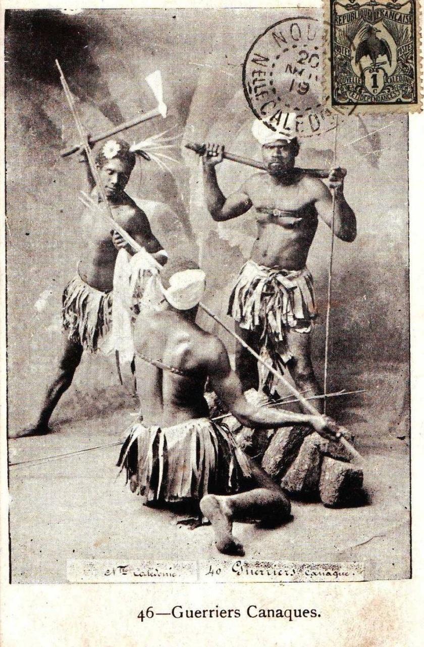 Image result for kanak warrior