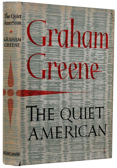 greene quiet american 1955