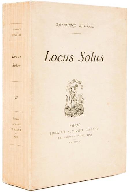 locus solus 1914