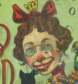 old maid thumb