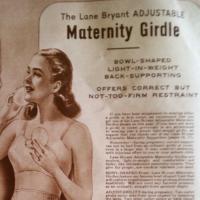maternity thumb