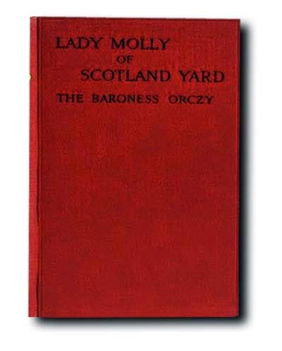 'Lady Molly of Scotland Yard' - 1st edition cover