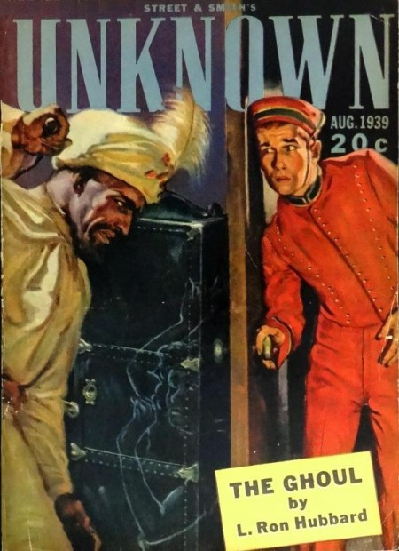 Unknown (Aug 1939), in which this story first appeared