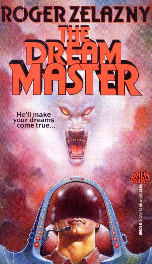 Roger Zelazny_1966_The Dream Master