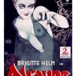 1928 ALRAUNE movie poster