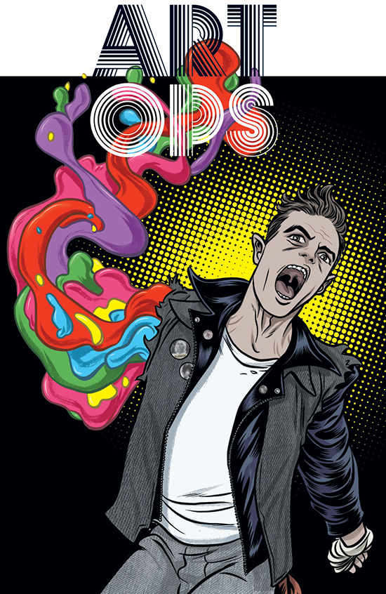ART OPS #2 cover