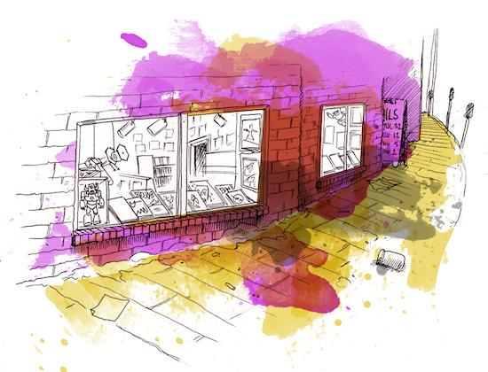 Illustration by Joe Alterio