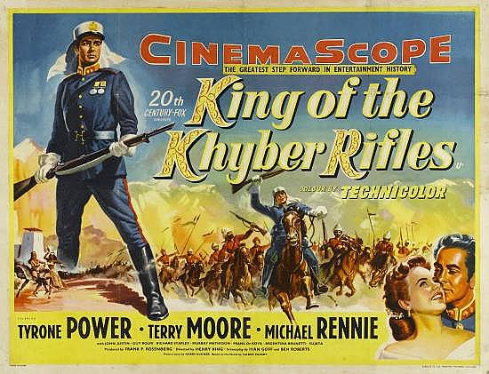 King of the Khyber Rifles - quad 550 s