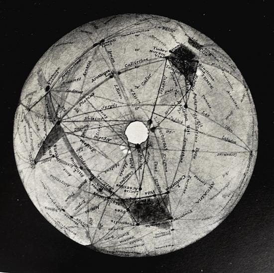percival lowell 1906 north polar cap