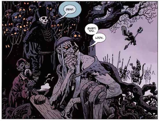 Hellboy.DarknessCalls.BabaYaga