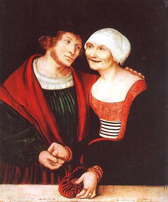 Portrait-Painting-Medieval-cougar