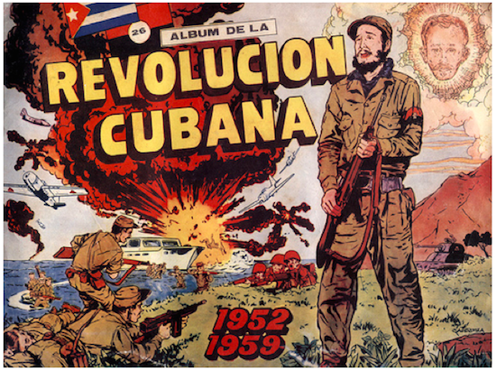 cuban comic