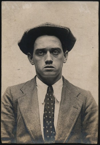 1915 British mugshot