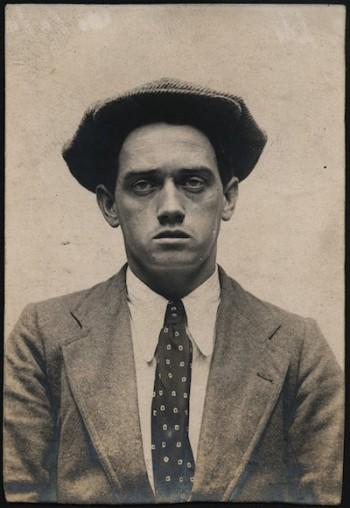 1915 British mugshot