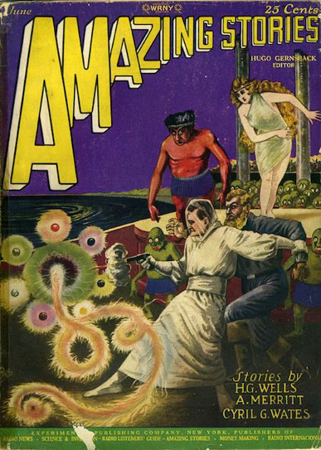 june 1927 amazing