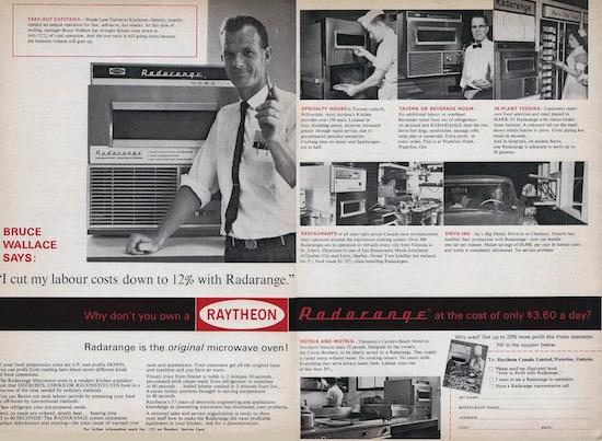 radarange 1964