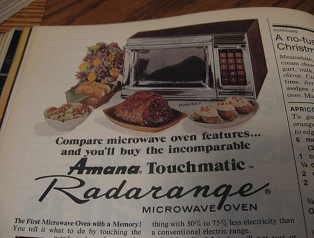 radarange 1977
