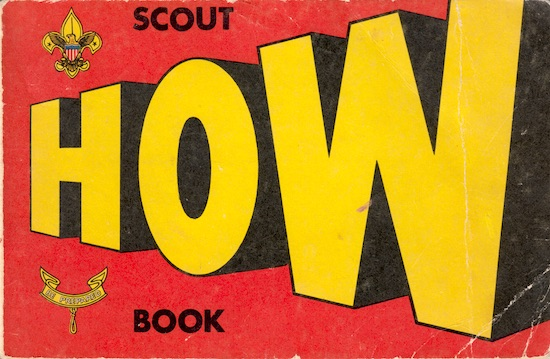 How Scout Book cover