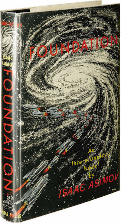 Foundation-First-edition-Asimov