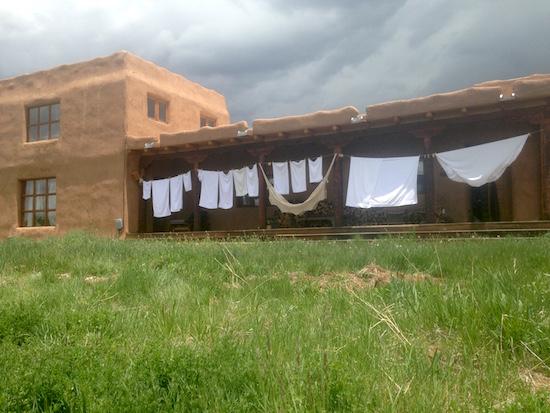 allegra clothesline