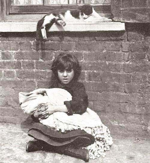 british slum
