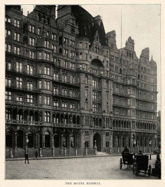 russell hotel