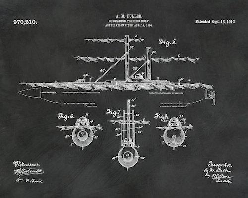 1910 patent