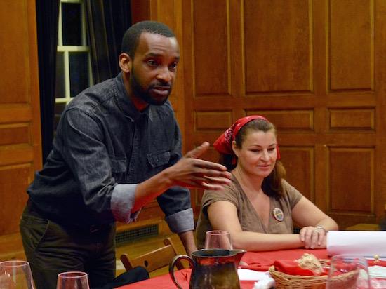 Charles J. Ouda and Yvonne Roen